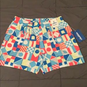 "Chubbies The Masts 5.5"", NWT size XL"